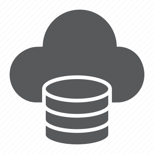 Cloud, computing, data, database, network, server, storage icon - Download on Iconfinder