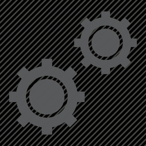 cog, configuration, data, engine, gear, settings, wheel icon