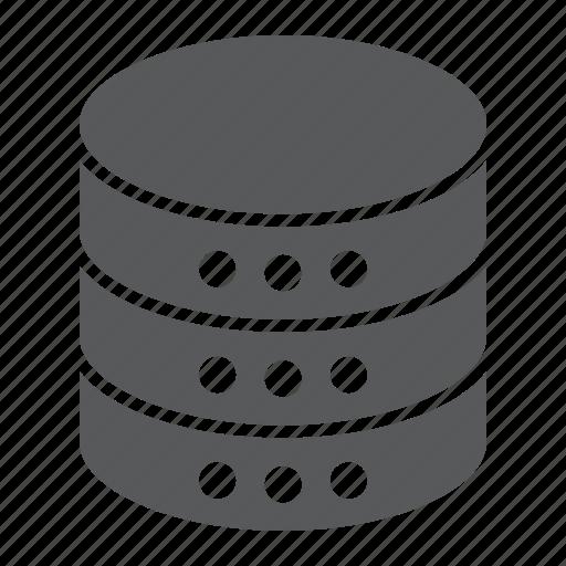 analytic, backup, data, database, server, storage, web icon
