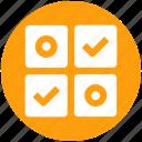 box, check, check mark, correct, ick, select icon