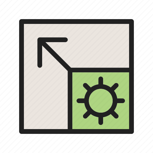 Data, draw, graphic, grid, outline, scalable, system icon - Download on Iconfinder