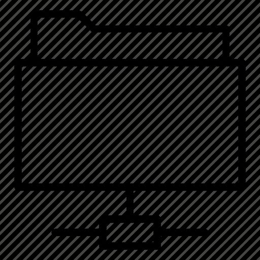 Folder, file, storage, archive icon - Download on Iconfinder