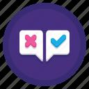 choice, decision, decision making, making, option icon