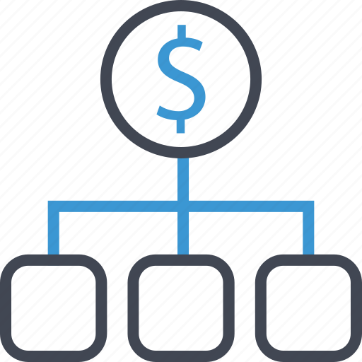 business, dollar, strategic icon