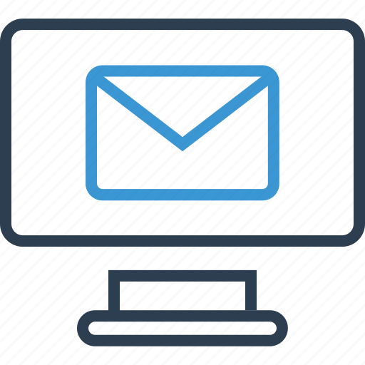 envelope, intenet, message icon