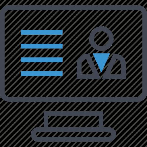online, web, website icon