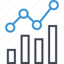 analytics, anlyze, report icon