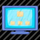 desktop, document, file, folder icon