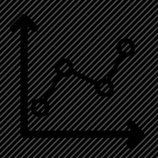 Icon Line Chart Guna Digitalfuturesconsortium Org