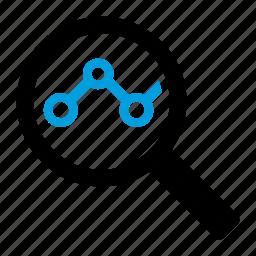 analysis, analytics, data, science icon
