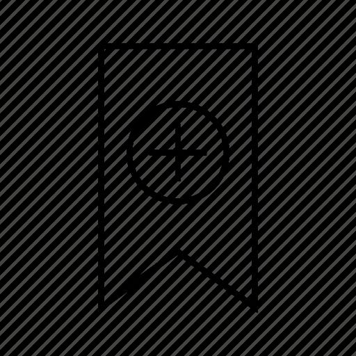bookmark, favorite, favourite icon