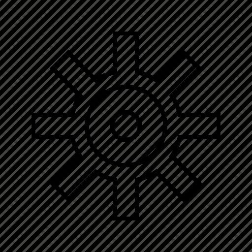 cogwheel, gear, setting, settings icon