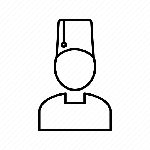 avatar, man, person, turkish icon