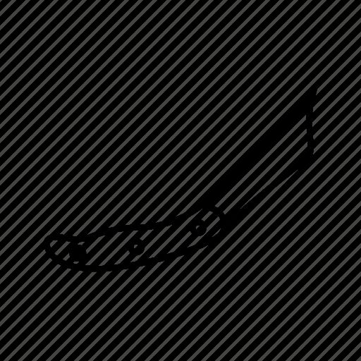 Knife, cutter, kitchen icon - Download on Iconfinder