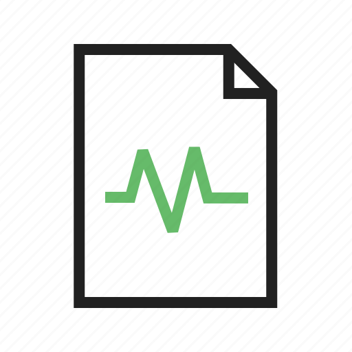 arrow, business, chart, graph, information, market, stats icon
