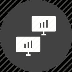 internet, shared, signal, smart, wifi, wireless icon