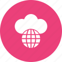 business, cloud, computer, global, network, technology