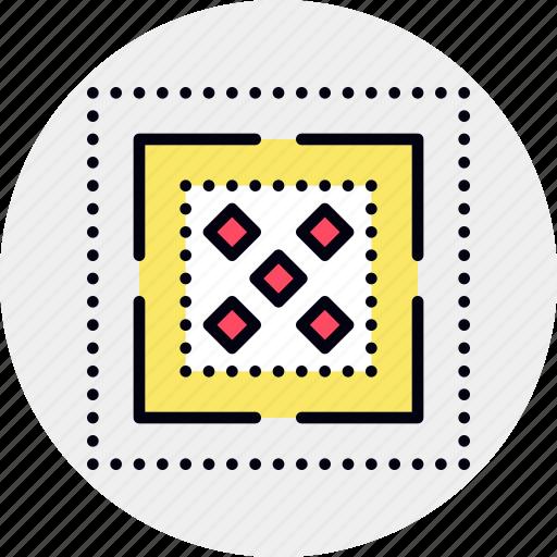 data, grid, infrastructure, matrix, network, structure icon