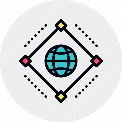 Everything, global, internet, network, of, things, web icon - Download on Iconfinder