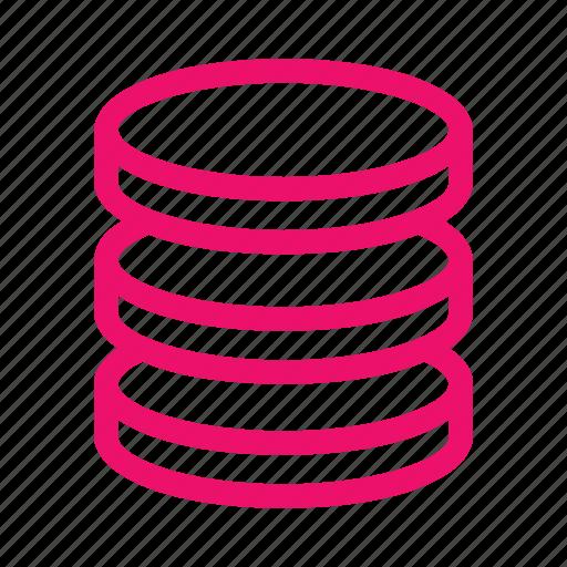analysis, data, database, information, mining, preprocess, transformation icon