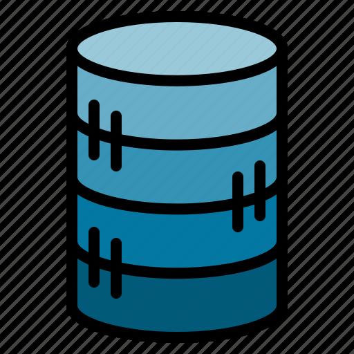 Data, database, server, store icon - Download on Iconfinder