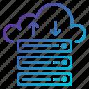 cloud, computing, server, storage