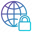 connection, pptp, secure, vpn icon