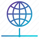 global, internet, web, www icon