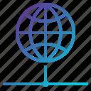 global, internet, web, www