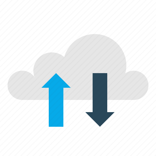 Cloud, computing, data, links icon - Download on Iconfinder