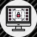 data, hardware, lock, protection, safe, secure, system