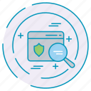 card, credit, cybersecurity, data, protection icon