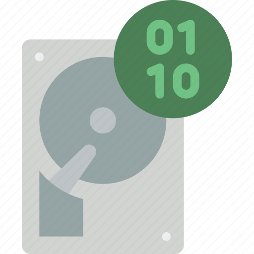 Binary, data, recovery icon - Download on Iconfinder
