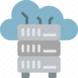 backup, cloud, data, recovery icon