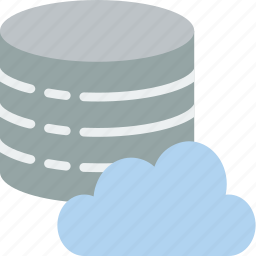 cloud, data, drive, recovery icon