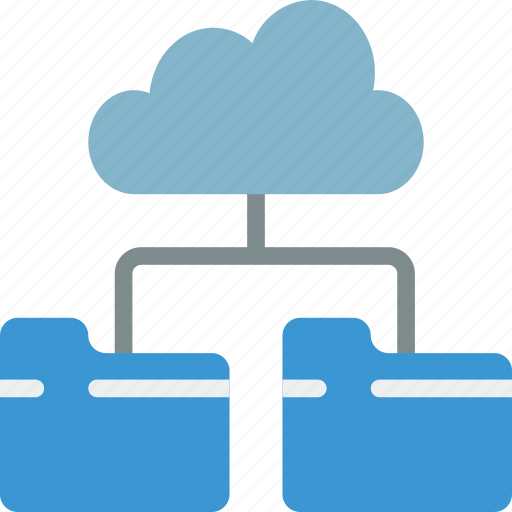 Cloud, data, recovery, route icon - Download on Iconfinder