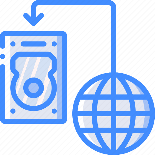 Data, internet, recovery, transfer icon - Download on Iconfinder