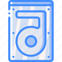 data, drive, hard, recovery icon