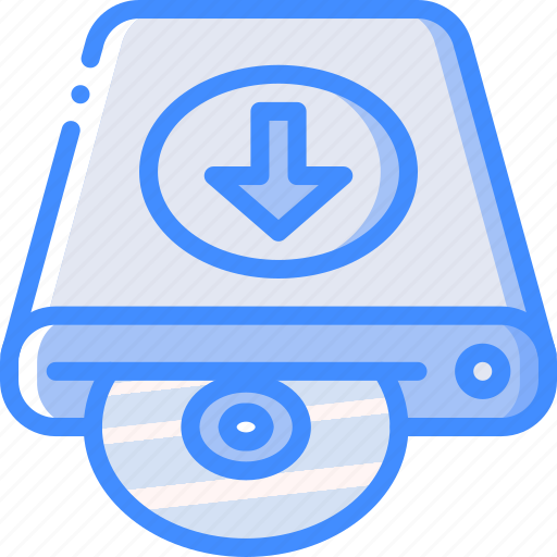 Data, disk, download, recovery icon - Download on Iconfinder