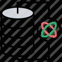 data engineering, data science, data warehouse, database hosting, server storage icon
