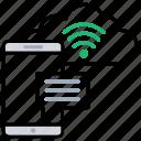 cloud computing, cloud information, hotspot connection, mobile cloud computing, wireless cloud network icon