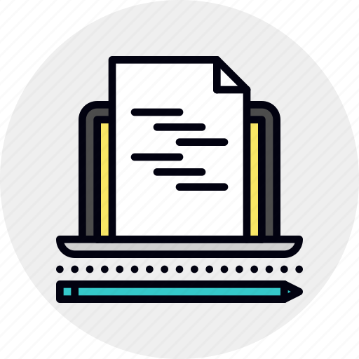 coder, coding, computer, list, programming, software icon