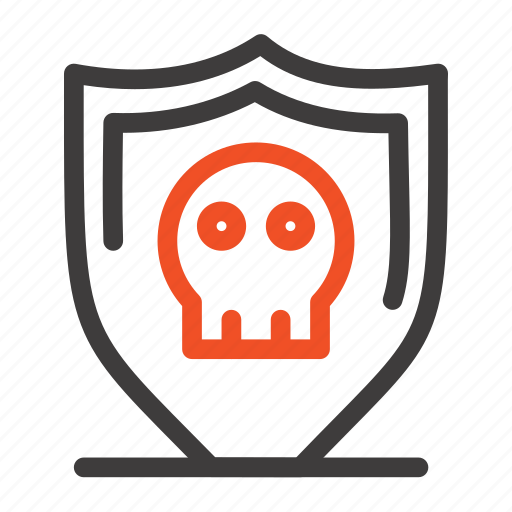 Plain, secure, security, shield icon - Download on Iconfinder