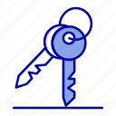 key, keys, room, security