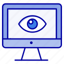 monitor, online, privacy, surveillance, video, watch
