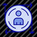 arrow, path, predication, user