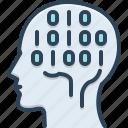 algorithm, binary mind, chip, coding, hardware, machine, technology