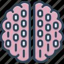 algorithm, binary mind, brain, circuit, coding, processor, programmer