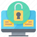 computer, data, desktop, file, key, protection, security