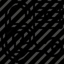 database, key, protection, shield, system icon